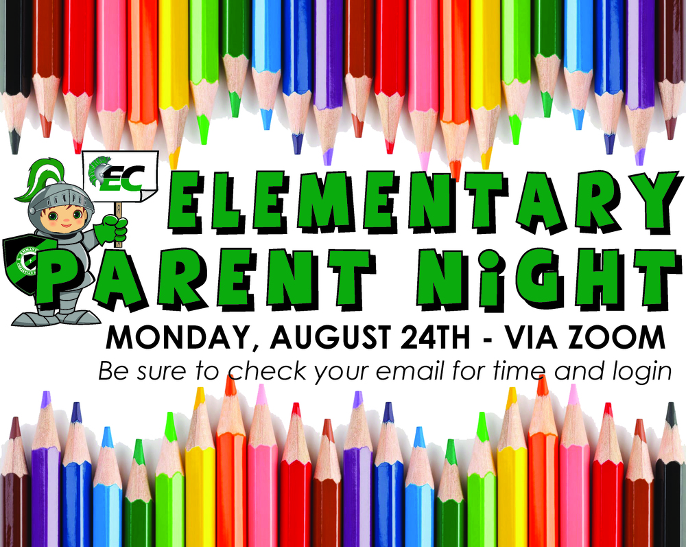 Elementary Parent Night 2020