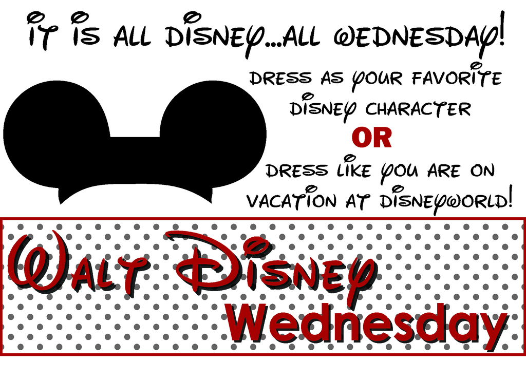 Walt Disney Wednesday