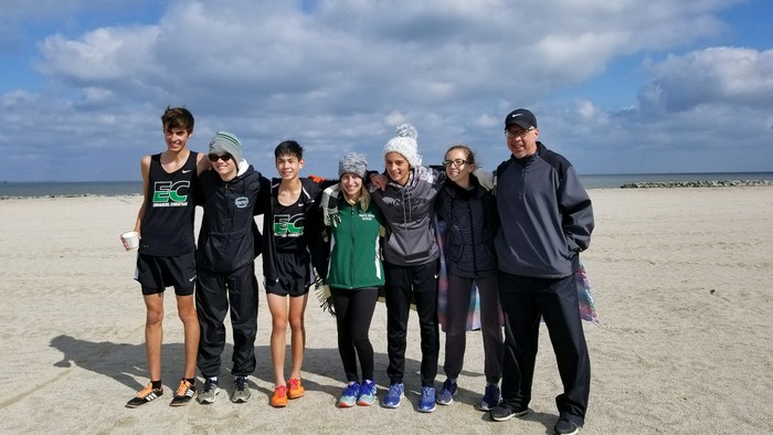2018 CC TAAC meet team