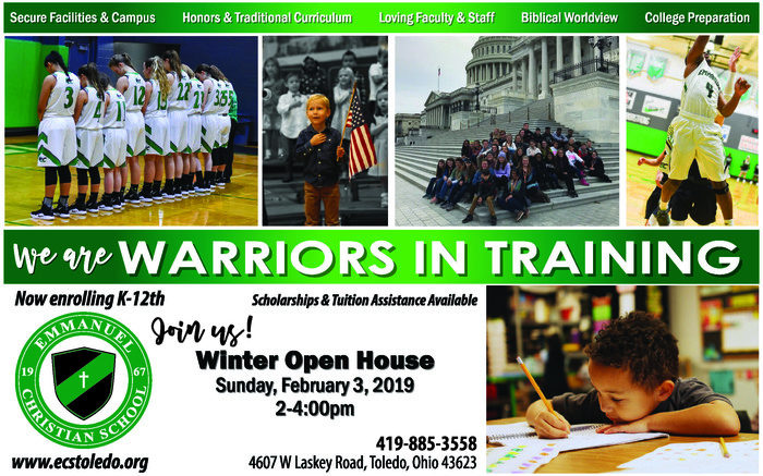 Winter Open House