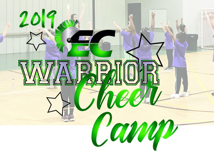 Cheer camp logo