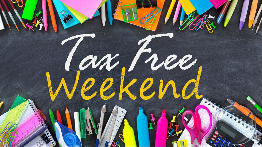 2019 Tax Free Weekend