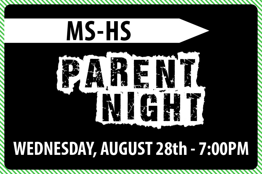 MS/HS Parent Night