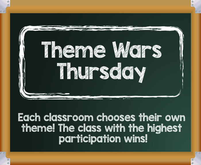 Theme Wars Thursday