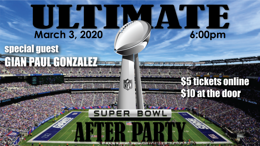 Ultimate Superbowl After Party